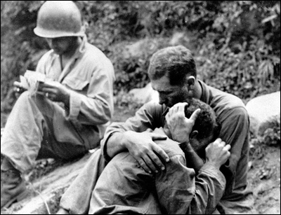 Photo By Al Chang From The Korean War