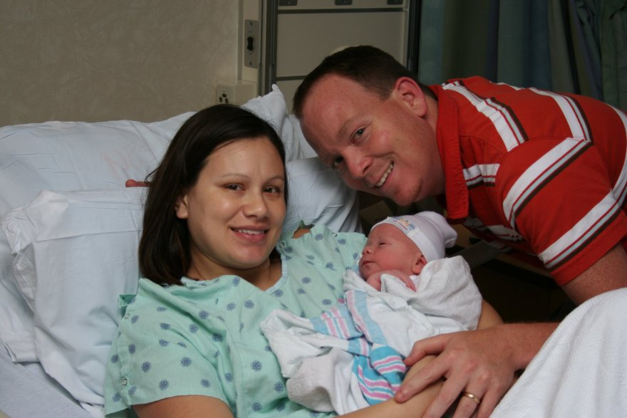 Britt Nicole Baby Born